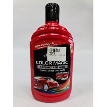 TURTLE WAX COLOR MAGIC WHITE 500ML